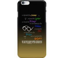 Harry Potter Generation iPhone Case/Skin