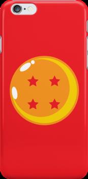 Dragon Ball Four by Ven85