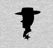 Sheriff Woody Silhouette Unisex T-Shirt