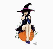 Pumpkin Witch Unisex T-Shirt