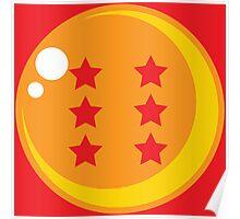 Dragon Ball Six Poster