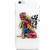 Colour of Meditation iPhone Case/Skin