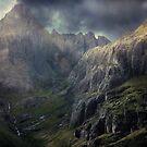 The Glen of Weeping. by Kenart