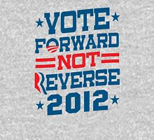 Vote Forward Not Reverse 2012 Obama Shirt Unisex T-Shirt