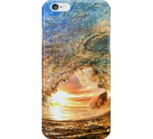 Colour of Waves iPhone Case/Skin