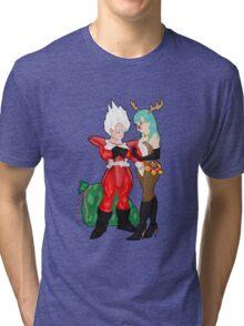 BulmaxVegeta Holiday Tri-blend T-Shirt