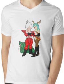 BulmaxVegeta Holiday Mens V-Neck T-Shirt