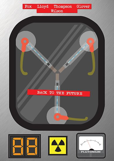 The Flux Capacitor by owenseago