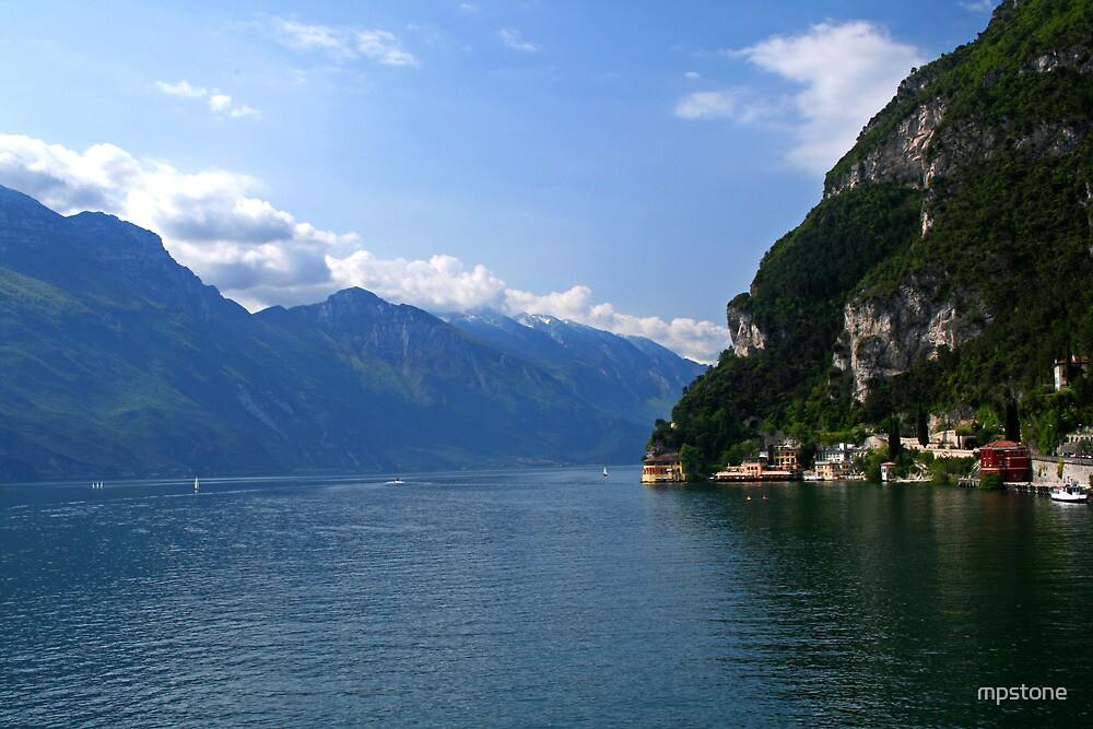 Mouth of Lake Garda by mpstone