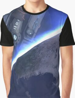 Eye In The Sky Graphic T-Shirt
