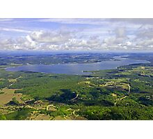 lake leelanau Michigan Photographic Print