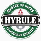 Hyrule Beer by gorillamask