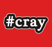 Cray - Hashtag - Black & White by graphix