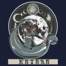 Katara Nouveau by JellySnail