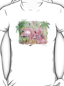 Flamingo Five T-Shirt