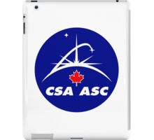 Canadian Space Agency iPad Case/Skin