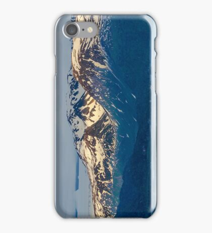 Kenai Mountains-1 iPhone Case/Skin