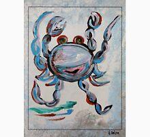 Blue Crab Dancing Unisex T-Shirt