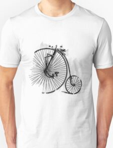 Vintage Bycicle Race T-Shirt