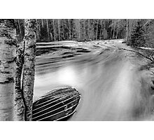 River one Photographic Print