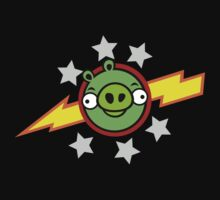 Angry Birds Pigs in Space One Piece - Short Sleeve