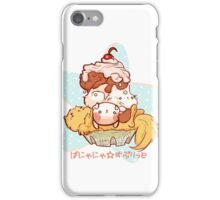 BANYANYA split iPhone Case/Skin