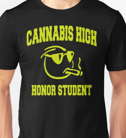Cannabis High Unisex T-Shirt