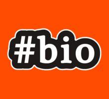 Bio - Hashtag - Black & White Kids Clothes