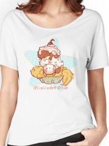 BANYANYA split Women's Relaxed Fit T-Shirt
