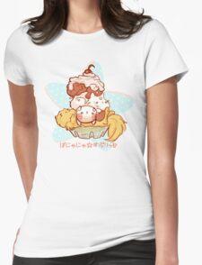 BANYANYA split Womens Fitted T-Shirt