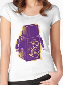 Lomo Lover  Women's Fitted Scoop T-Shirt