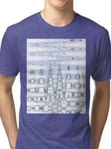 Abstract Reflections Series 5-2 Tri-blend T-Shirt
