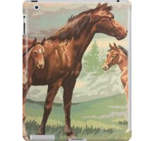 Horse's Mouth iPad Case/Skin