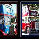 Lovely old buses by missmoneypenny