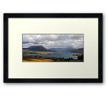 Valentia Harbour, Kerry, Ireland Framed Print