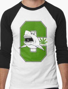 Great White Shark Marijuana T-Shirt