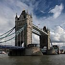 Tower Bridge by Irina Chuckowree