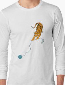 Big Kitty Long Sleeve T-Shirt
