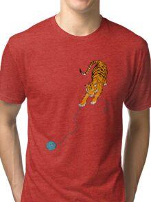 Big Kitty Tri-blend T-Shirt