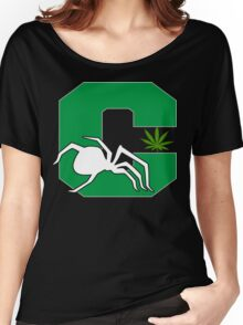 White Widow Cannabis T-Shirts Hoodies Women's Relaxed Fit T-Shirt