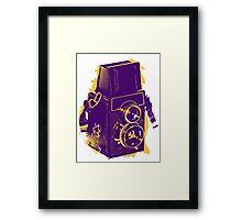 Lomo Lover  Framed Print
