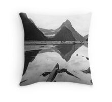 Calm after the Storm Throw Pillow