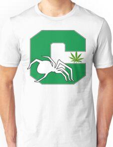 White Widow Marijuana Unisex T-Shirt