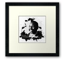 Do You Remember Ken Saro Wiwa Framed Print