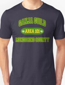 California Ganja Unisex T-Shirt