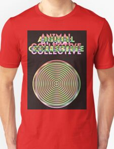 Trippy Animal Collective T-Shirt