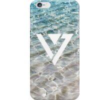 Seventeen Waves iPhone Case/Skin