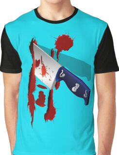 The Butcher Knife Graphic T-Shirt