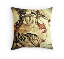 Hokioi Throw Pillow