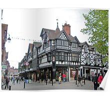 Chester, UK Poster